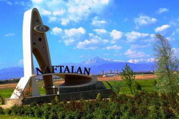 How to get to Naftalan?